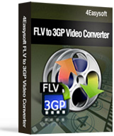 4Easysoft FLV to 3GP Video Converter
