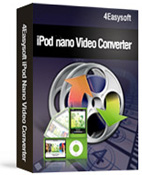 4Easysoft iPod nano Video Converter