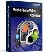4Easysoft Mobile Phone Video Converter