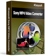 4Easysoft Sony MP4 Video Converter