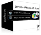 4Easysoft DVD to iPhone 4G Suite Box