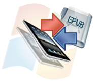 Transfer ePub to iPad