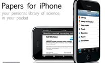 Review of Papers for iPhone