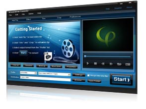 HD Converter Screen