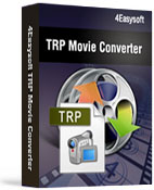 4Easysoft TRP Movie Converter